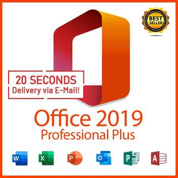 Microsoft Office 2019 Pro Plus 2019 LIFETIME Key - 1User Keys