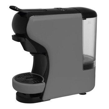 IKOHS POTTS автоматическая кофемашина Экспресс 4 цвета капсулы Dolce Gusto Nespresso и для молотого кофе 0.7л 1450 Вт