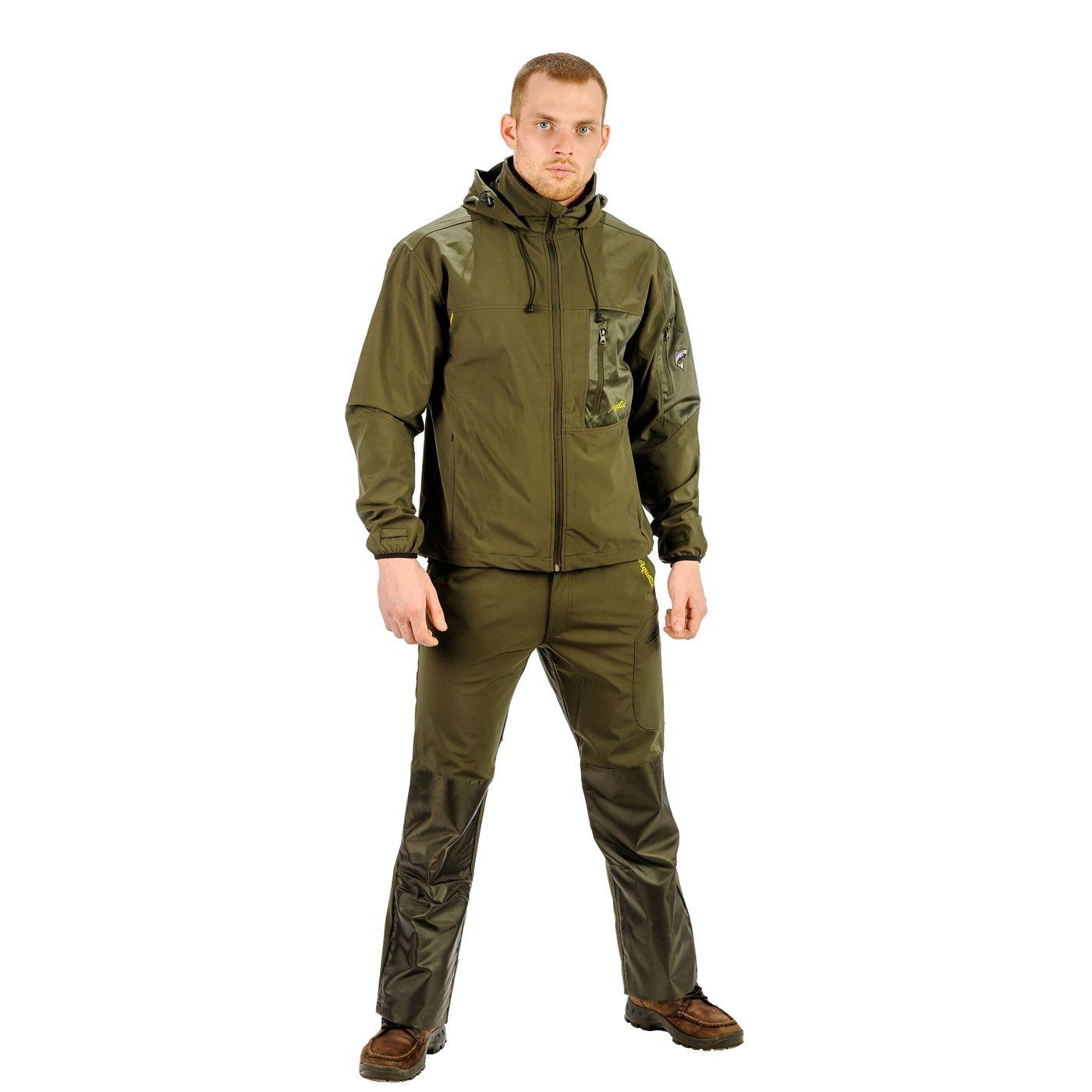 Jacket Thin Aquatic Kk-01 Softshell, Logo Hunting Kk-01 About M