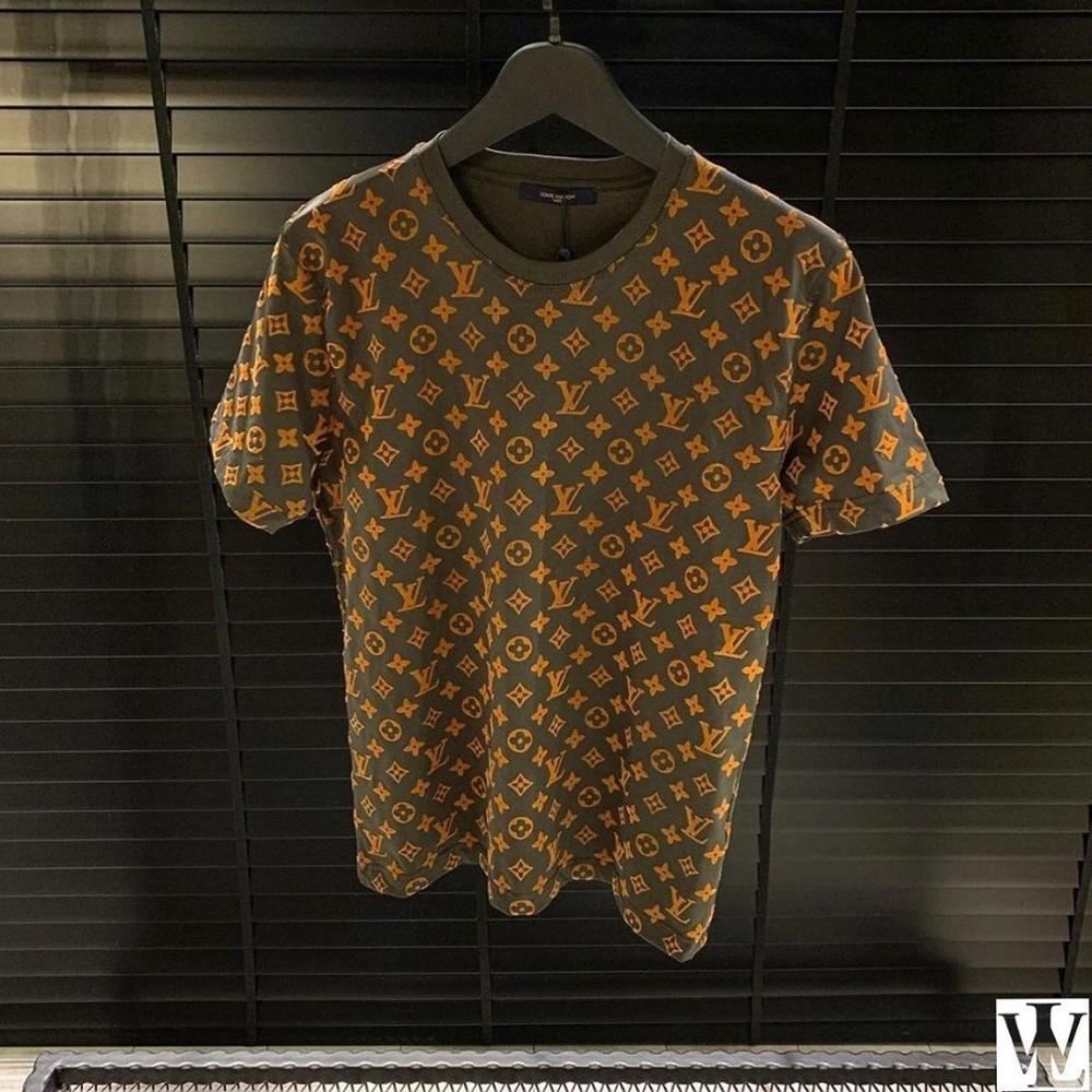 T Shirt Slim Fit Black-orange T Shirt Men %100 Cotton Fly Print New Session Luxury Wear