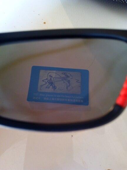 Óculos de pesca Caminhadas Caminhadas Óculos