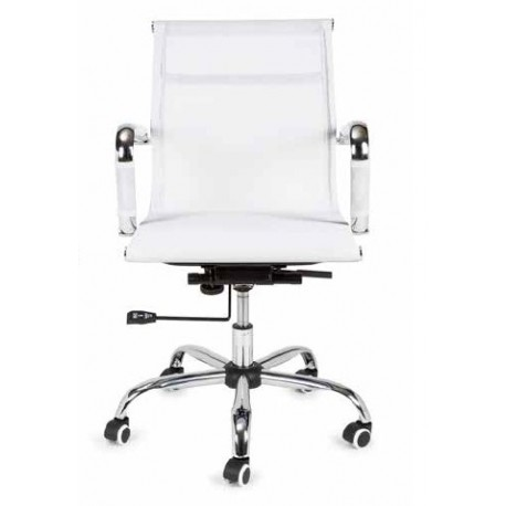 Chair Nice With Mesh, Height Adjustable Two Colors To Choose.
