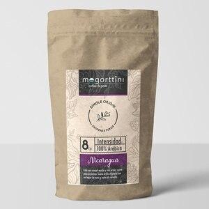 Nicaragua Mogorttini Single Origin. Coffee beans 500gr.