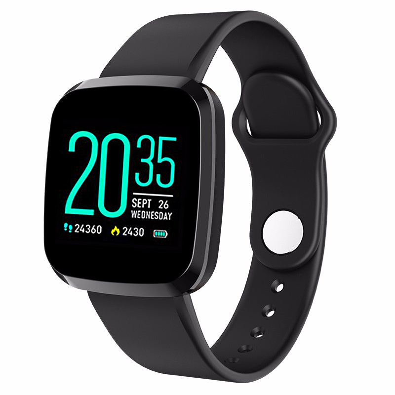 <font><b>P3</b></font> <font><b>Smart</b></font> <font><b>Watch</b></font> Heart rate Blood Pressure Blood Oxygen Monitoring <font><b>Smart</b></font> anti-lost Waterproof reloj Wristwatch reloj inteligente image