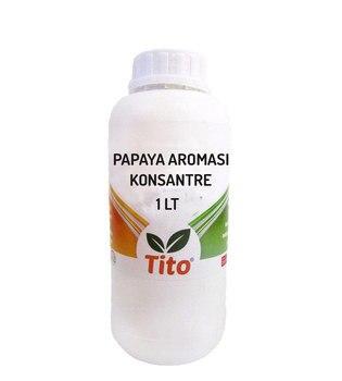 Tito Papaya Aroma [Water Soluble] 1 lt