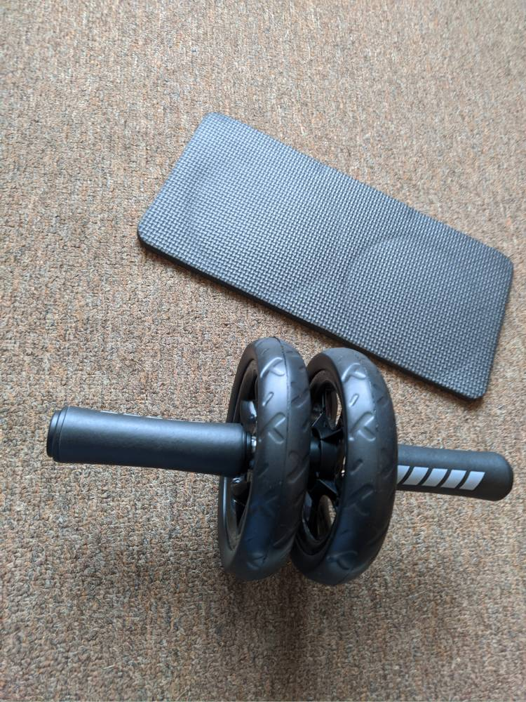 Bauch Rad Roller photo review