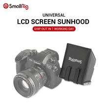 شاشة صغيرة من النايلون LCD واقية من الشمس لكاميرات كاميرات DSLR وكاميرات الفيديو لباناسونيك لوميكس GH5 / GH4 / G85 / G7 / GX8   1972