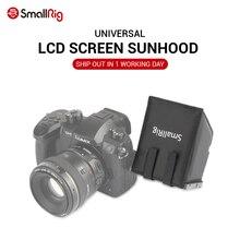 SmallRig нейлоновый солнцезащитный козырек с ЖК экраном для DSLR камер и видеокамер для Panasonic Lumix GH5 / GH4 / G85 / G7 / GX8   1972