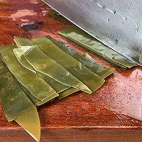 海带扣肉的做法图解1