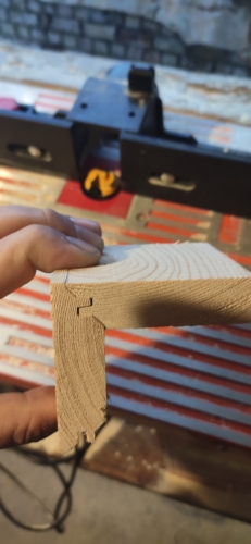 45-Degree Miter Router Bit photo review