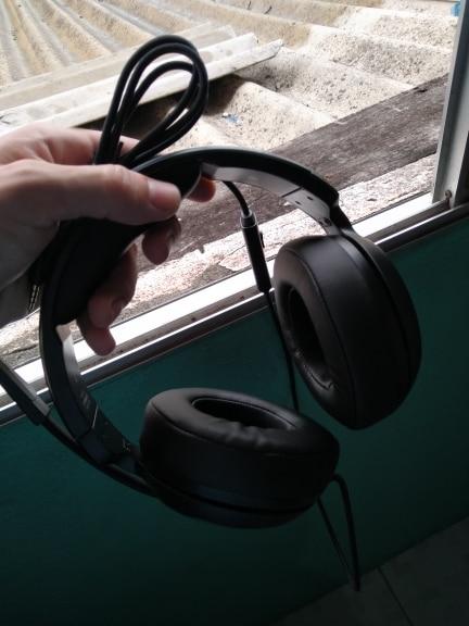Fones de ouvido Moblie Moblie Microfone