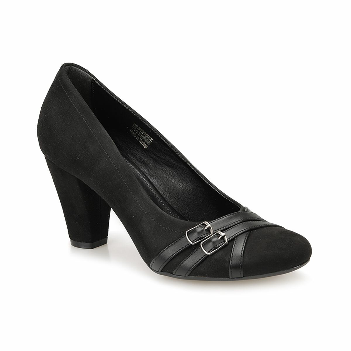 FLO 82.312109.Z Black Women Gova Shoes Polaris