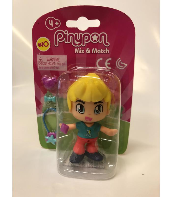 Pinypon Serials 10 Empowement Figure 4 Toy Store