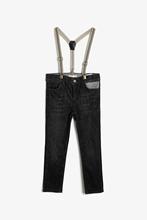 Coton Kids Male Child Belt Detailed Jean Pants cheap Koton Kids