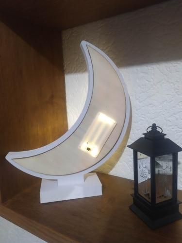 Lampe Lune Ramadan photo review