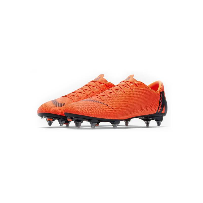 Football Boots Adult Nike Mercurial Steaming 12 Academy SG Pro Orange