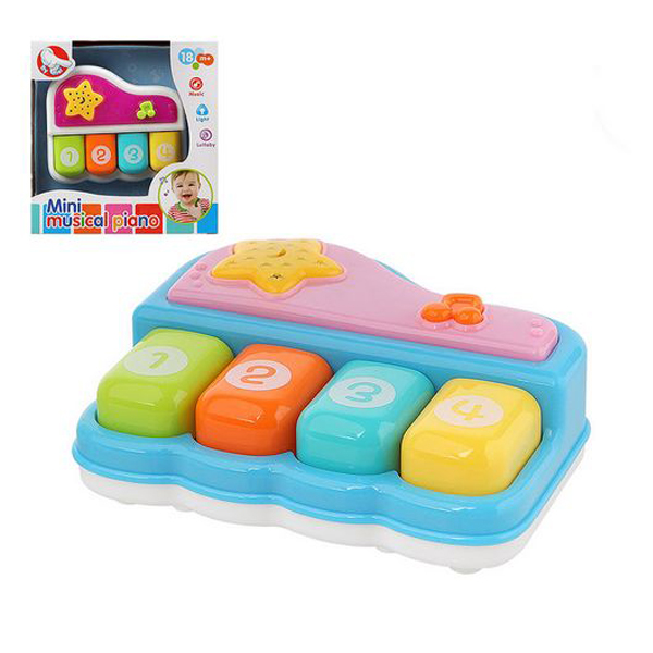 Interactive Piano For Babies 115780