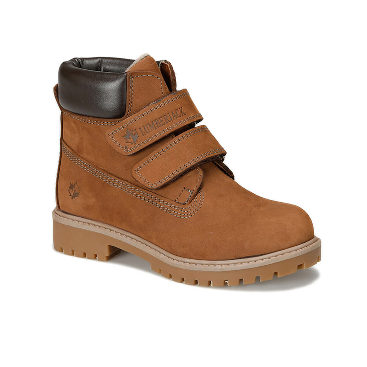 FLO RIVER 9PR Cinnamon Male Child Boots LUMBERJACK