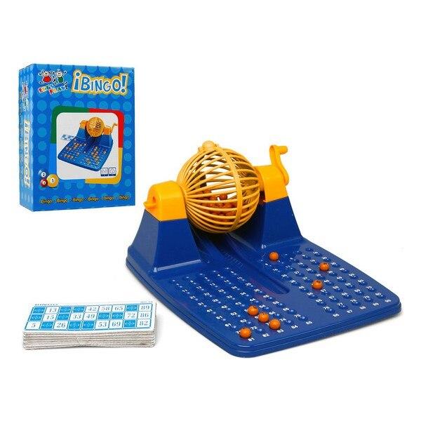 Bingo Yellow Blue 117357