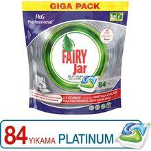 Fada profissional 84 lavagem platina máquina de lavar louça detergente cápsula pgp