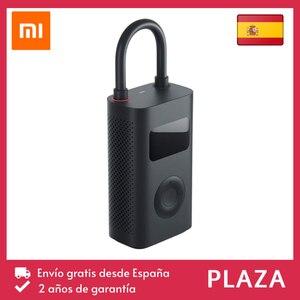[Spain] Xiaomi Bomba de Aire Portátil, Compresor de Batería Digital Portátil con Sensor de Presión para moto, coche, bicicleta