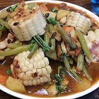 东北人的乱炖菜的做法图解7