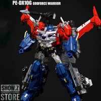 [Pokaż. Z Store] doskonały efekt PE PE-DX10G DX10G Godforce wojownik bóg Ginrai transformacji figurka