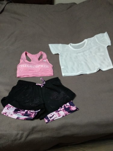 Kits de ioga Mulheres conjuntos roupas