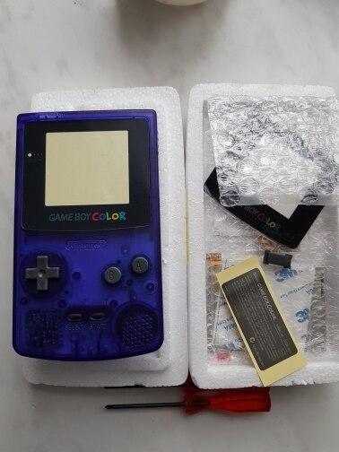 -- Botões Backlight Console