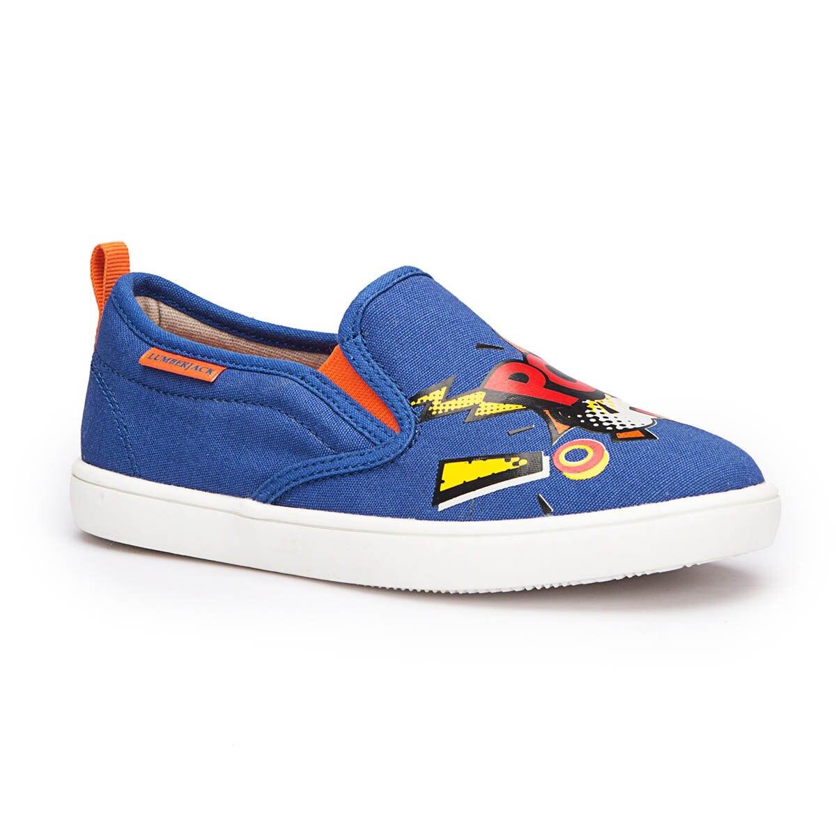 FLO POW Saks Male Child Slip On Shoes LUMBERJACK