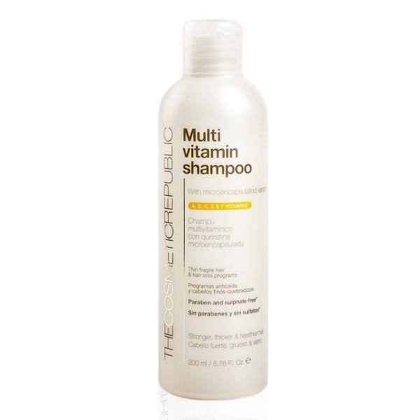 Revitalizing Shampoo Multi-vitamin The Cosmetic Republic (200 Ml)
