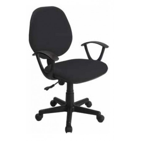 Swivel Chair With Arms Two Colors To Choose.