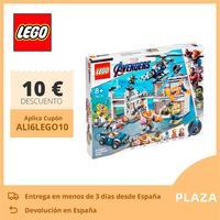 LEGO Marvel Avengers Verbindung Schlacht 76131 Gebäude Kit (699 Stück)