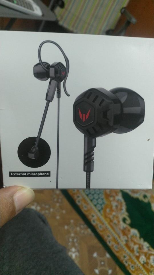 Langsdom Z100X Gaming Earphone Headphones With Mic Stereo PUGB Headset Gamer auriculares fone de ouvido For Phone Xbox Gamer PS4 Phone Earphones & Headphones     - AliExpress