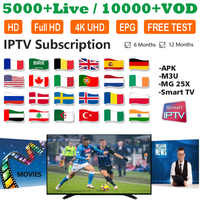 TV BOX android NEOTV iptv subscription Europe France Arabic Italian belgium spanish IPTV code 1800 channel 2000 films VOD