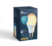 LED bulb Remez solar light A60 E27 7W 3000K