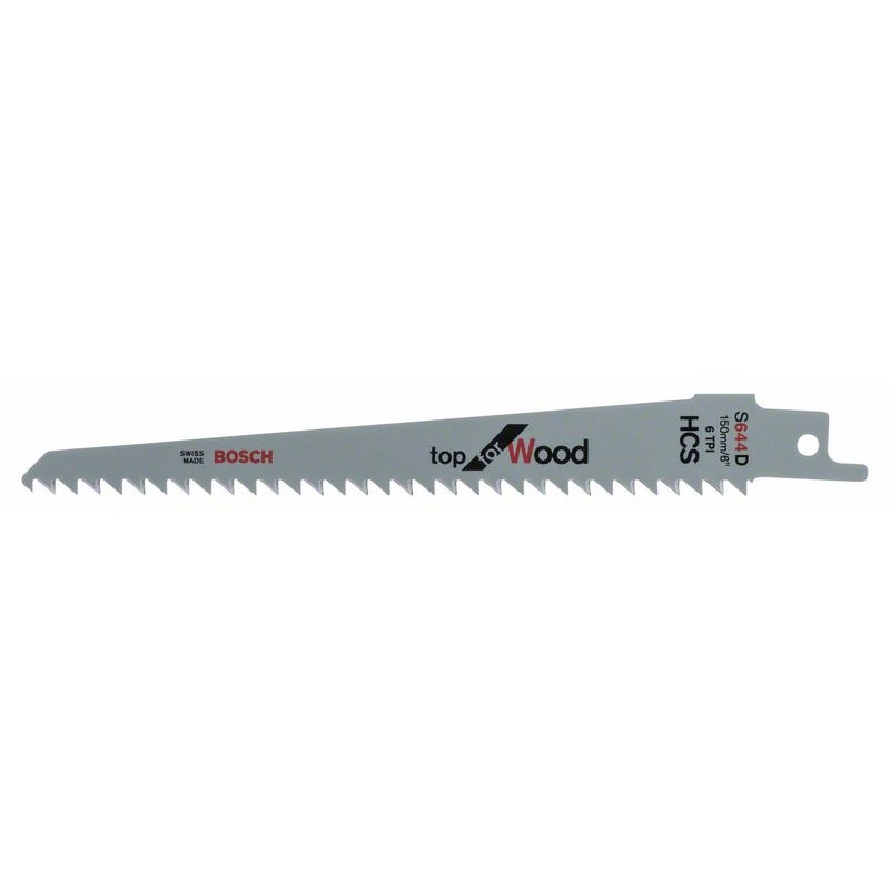 BOSCH-saw Blade Sable S 644 D Top For Wood