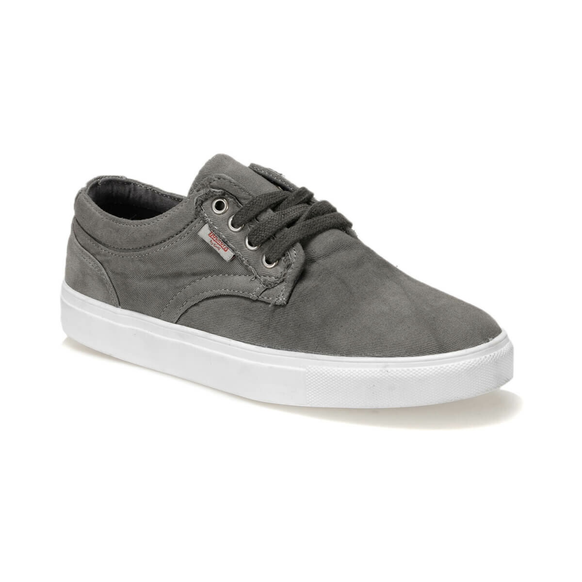 FLO 220532 Dark Gray Men 'S Sneaker Shoes By Dockers The Gerle