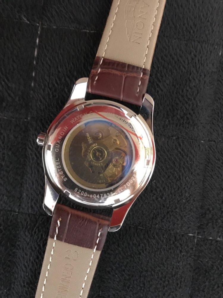 -- Automático Homens Relógios