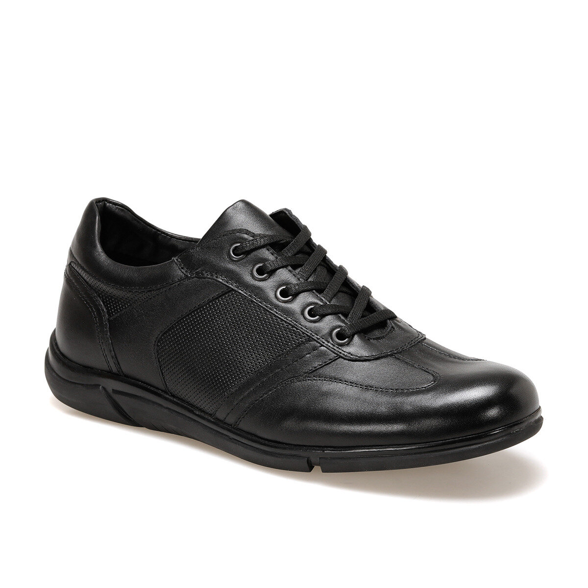 FLO GBS11 Black Men Casual Shoes Oxide