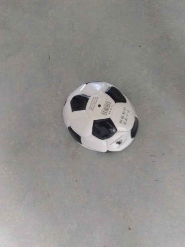 Classic Black and White Soccer Ball photo review