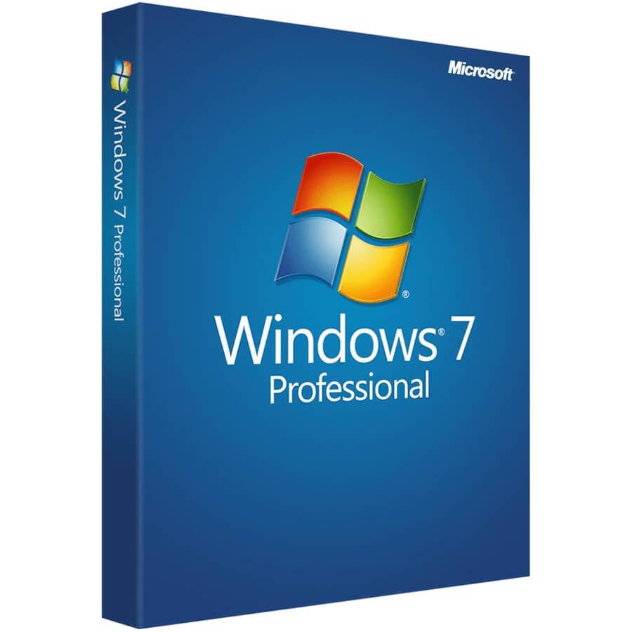 Лицензия на ключи Microsoft Windows 7 Pro, 32/64 бит, постоянная активация, пожизненное обновление всех языков, Мгновенная доставка