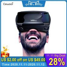 Очки виртуальной реальности 5 7 дюймов vrg pro 3d полноэкранные