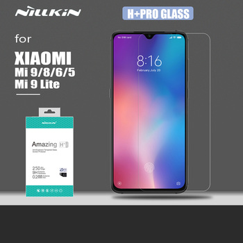 for Xiaomi Mi 9 8 SE 6 A3 9T Pro Glass Nillkin Safety H+PRO Tempered Glass Protective Screen Protector for Xiaomi Mi9 Mi8 Lite