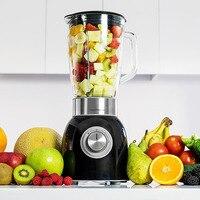 Cecotec Titan Schwarz 4060 1000W Mixer Lebensmittel-Mixer Haushaltsgeräte -
