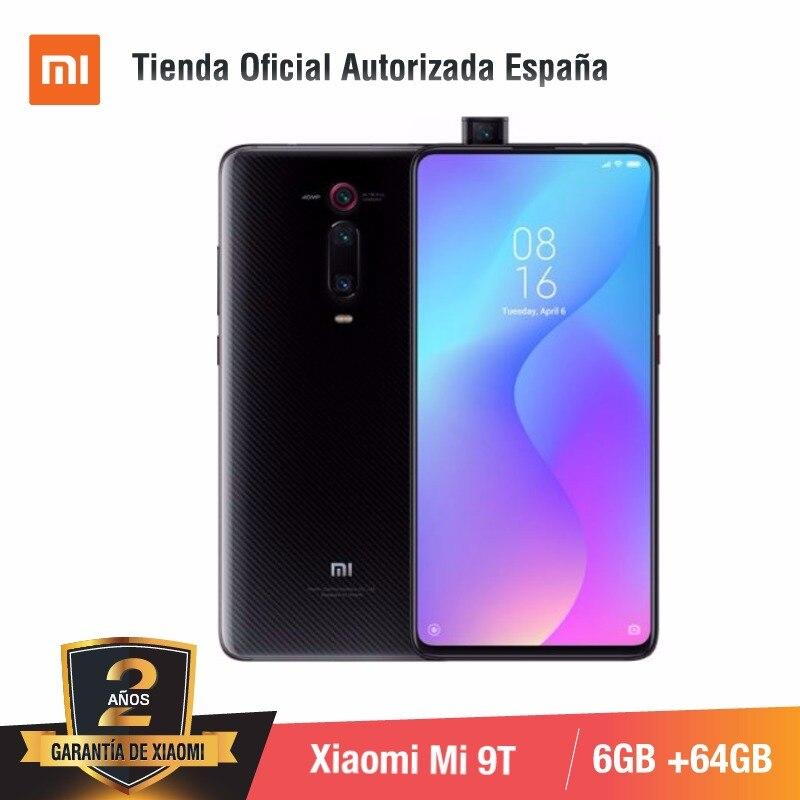 [Version mondiale pour l'espagne] Xiao mi mi 9T (memia interna de 64 GB, RAM de 6 GB, Triple cámara de 48 MP) smartphone - 3