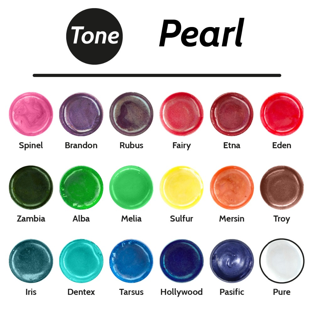 Tone-pearl-colors