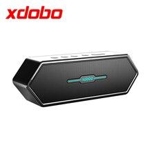Xdobo 50W Wasserdichte Bluetooth Lautsprecher Drahtlose Subwoofer Lautsprecher Bass Trendy Diamant Form Tragbare Outdoor-soundbar-lautsprecher 8-18h NIR