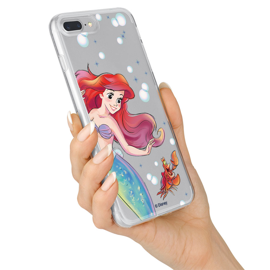 Cases for Samsung Galaxy A70 Little Mermaid Officially licensed Disney.