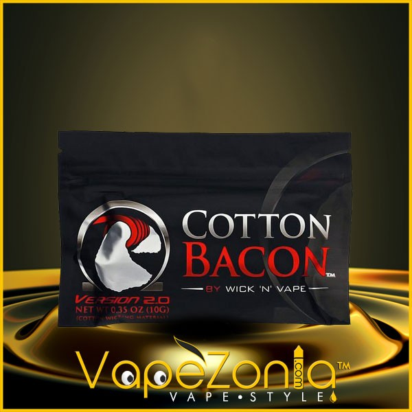 Cotton Bacon Version 2 By Wick N Vape 10 Gm